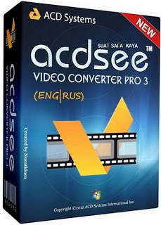 Download ACDSee Video Converter Pro 3.5.41 Full Serial