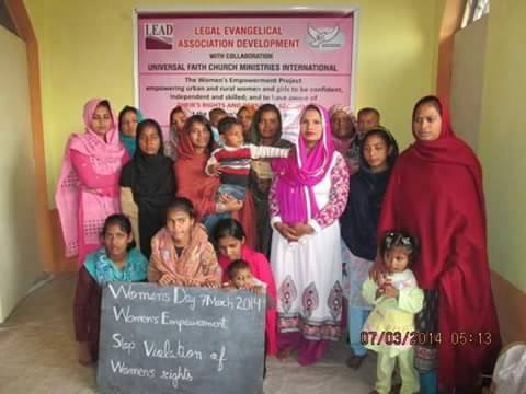 Farzana Imran,Woman Human Rights Defender,Director Woman Rights Chapter:LEAD