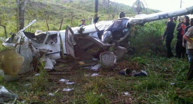 Narcoavión Estrellado En #Venezuela Fue Propiedad De La @PGR_mx Avionetacojedes