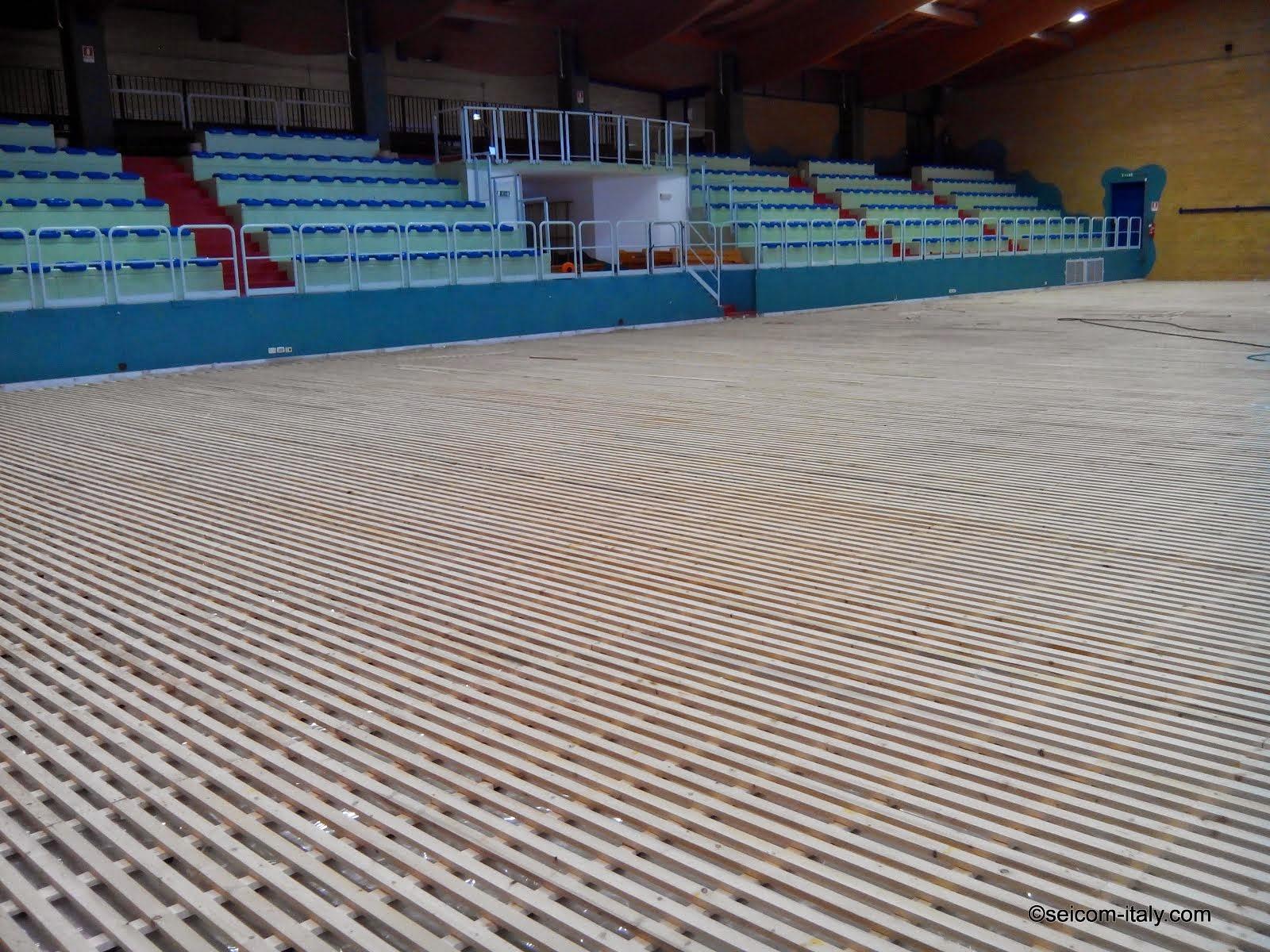 Sport Floor Spluga