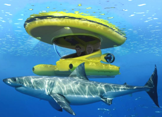 inventos acuaticos