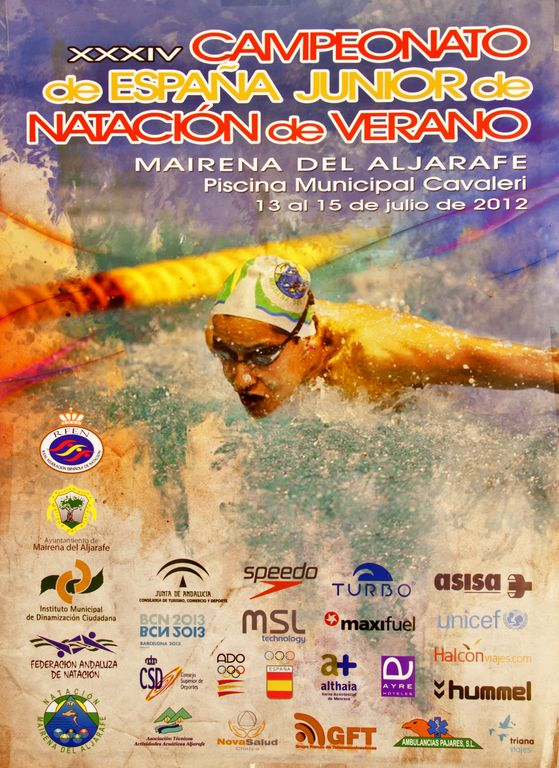 Club nataci n coin julio 2012 for Piscina cavaleri