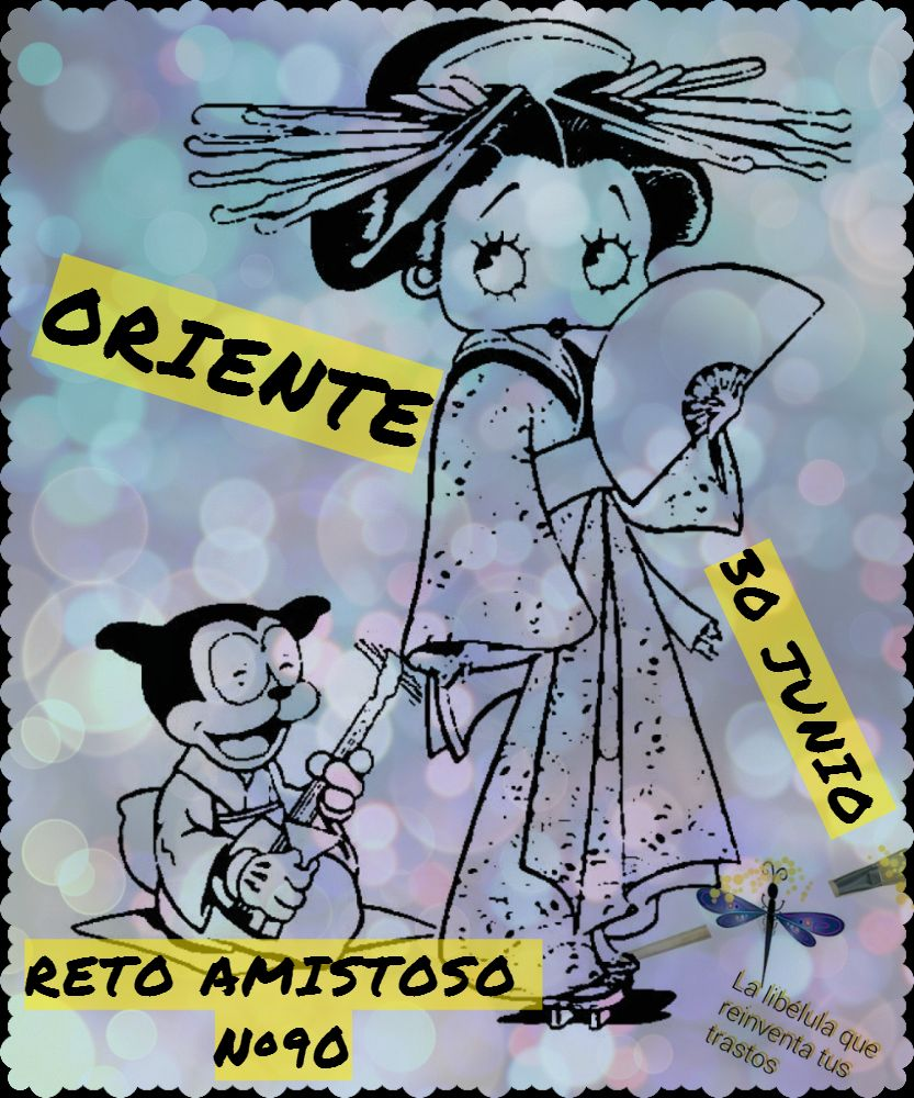 Reto amistoso número 90: Oriente.