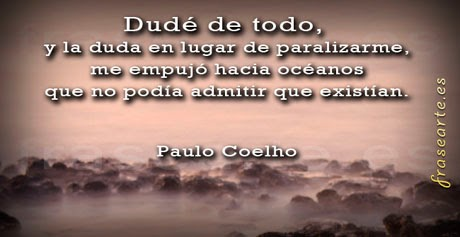 frases para pensar, Paulo Coelho