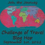 Challenge of Travel Blog Hop SEPT 2012