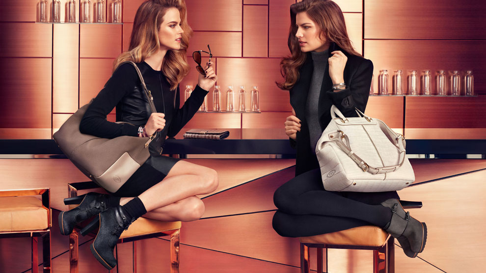 Tod's New Advertising Campaign