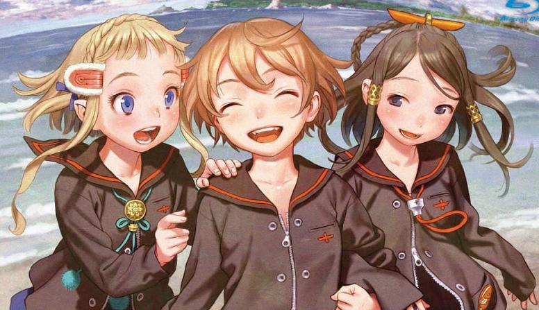 Anime 'Last Exile' Dapatkan Adaptasi Anime Layar Lebar