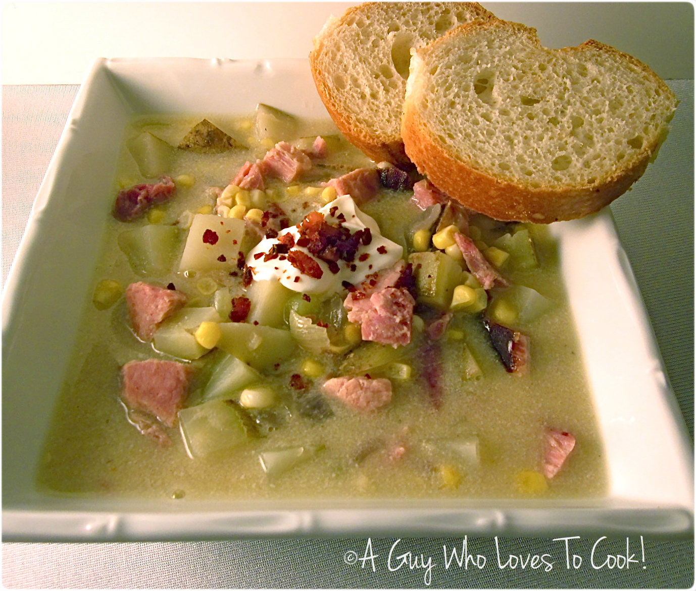 Ham Chowder