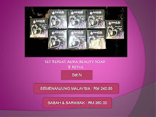 SET REPEAT N ( AURA BEAUTY SOAP )