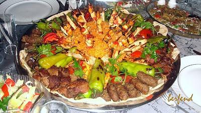 Berfend ber anadolu mutfa the inner anatolian for Anatolian cuisine