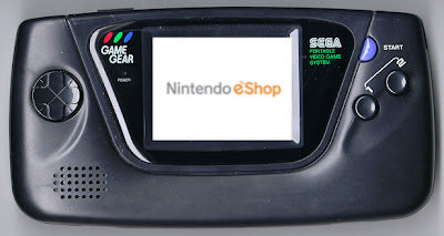 Game Gear - 3DS eShop