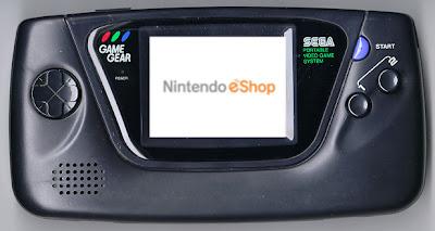 Game Gear - 3DS eShop