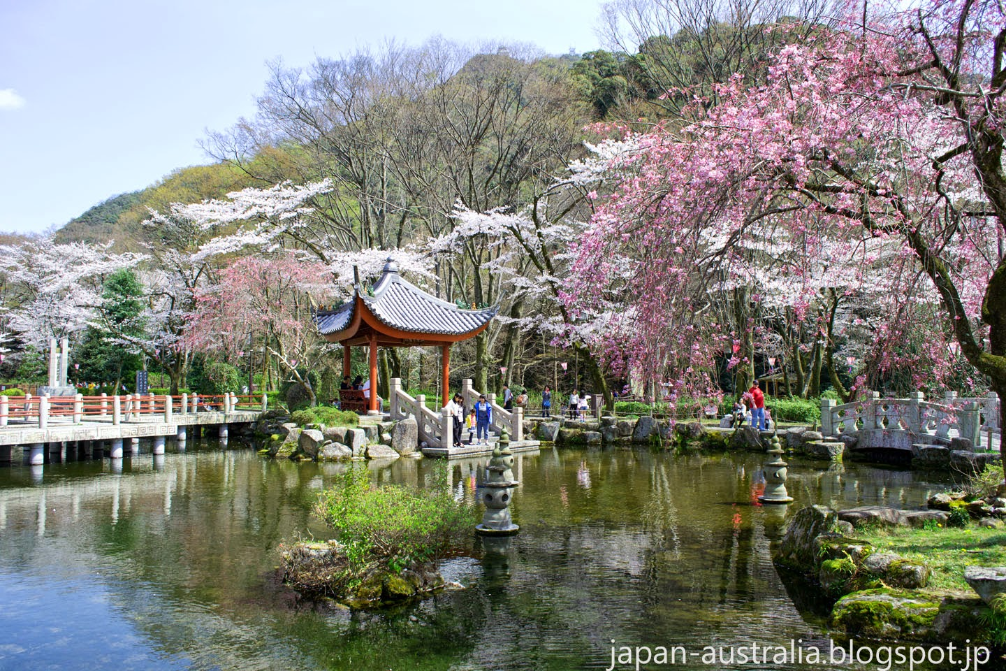 Gifu Japan  City pictures : Japan Australia: Japan and China Friendship Garden Gifu