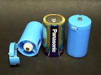 あると便利な電池ケース