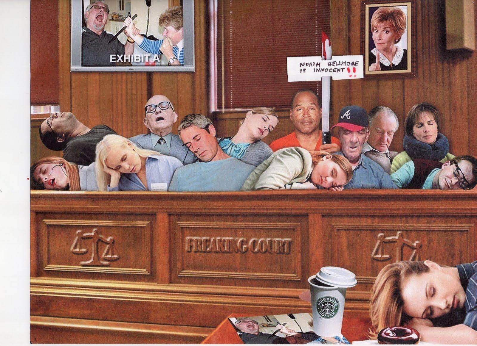 My Jury, Hard at Work