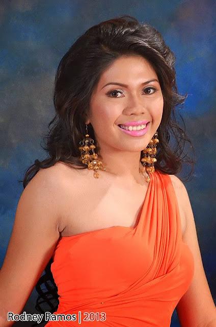 Kathreen Claire Po Miss Bogo Tourism 2013