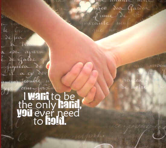 Romantic pictures of lovers holding hands  Picture HD