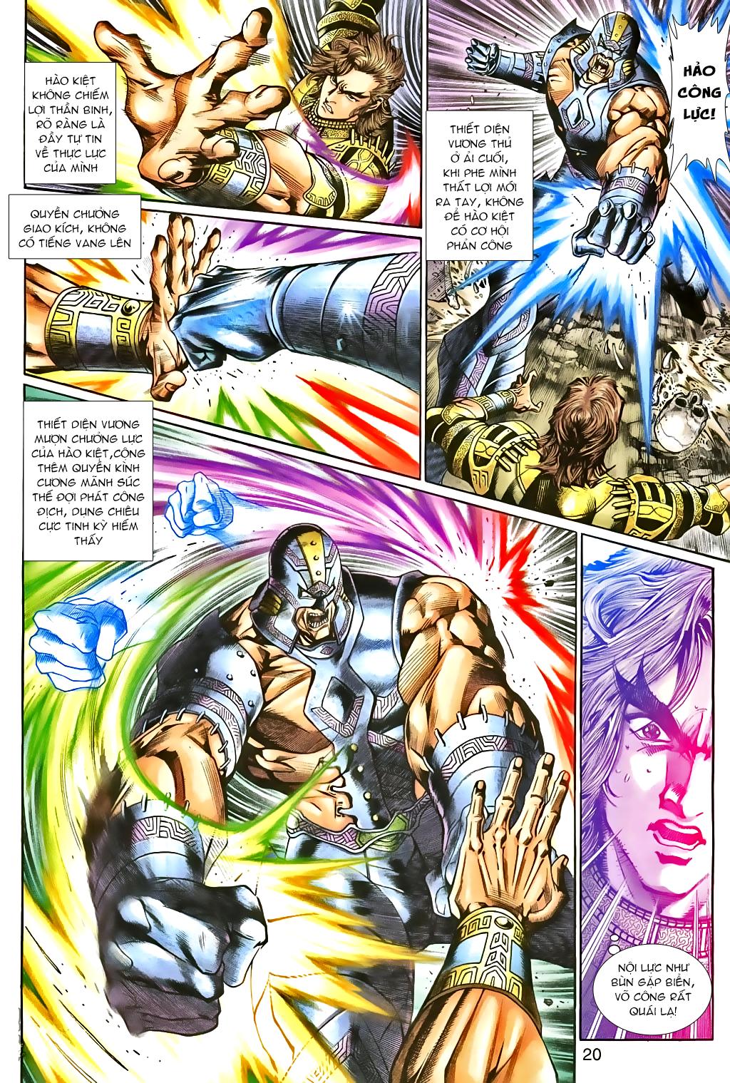 Thần binh huyền kỳ 3 - 3.5 tập 81 - 19