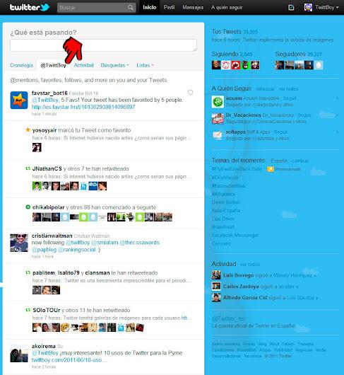 Twitter Actividad 02