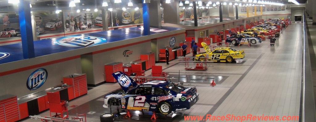 Race Shop Reviews Penske Racing
