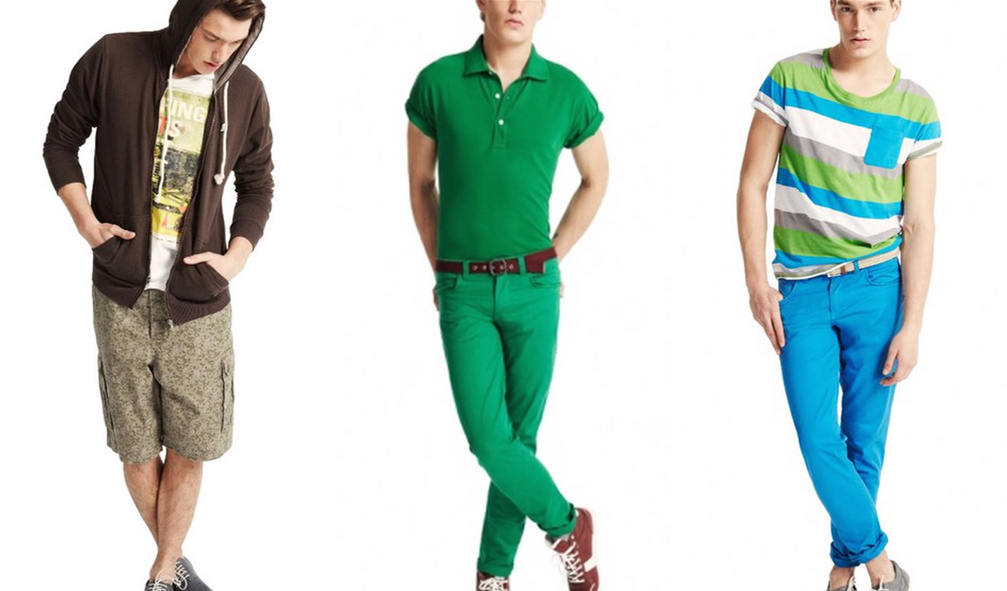 imagenes de camisas para hombres de moda - Foto 1 Las camisas de flores también son para los chicos