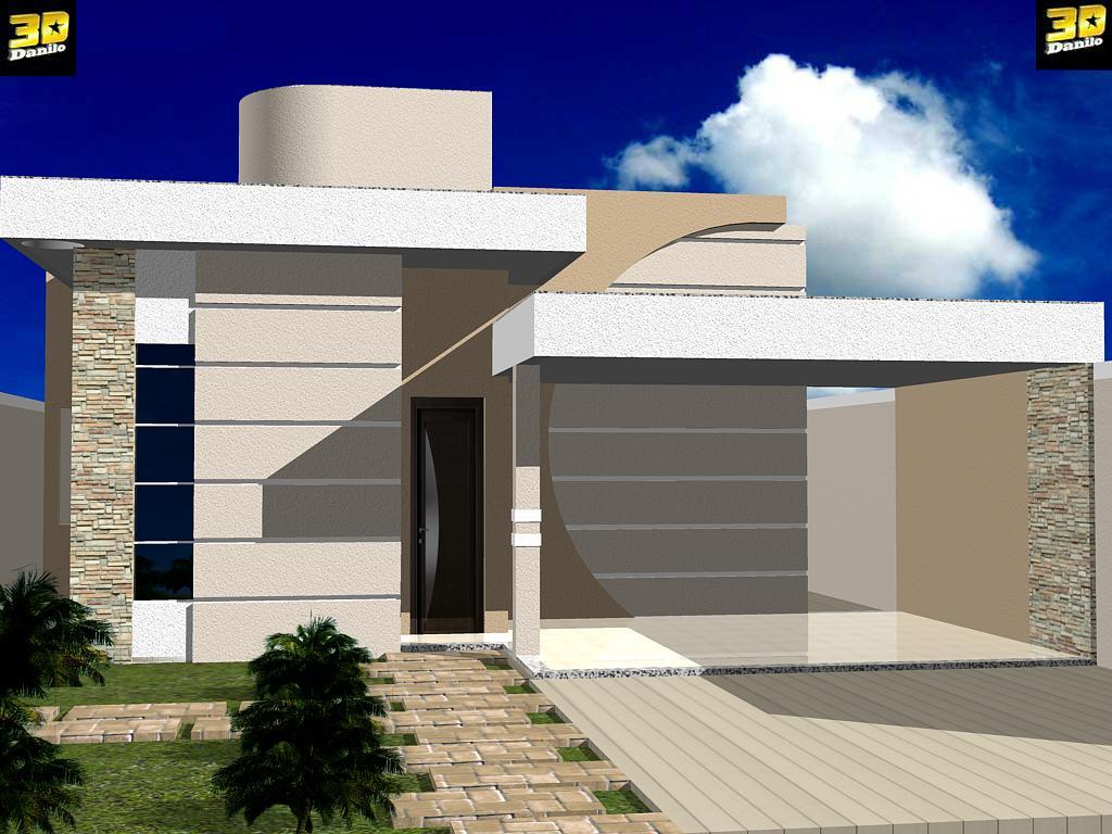3danilo maquetes eletr nicas 3d casas modernas guanambi