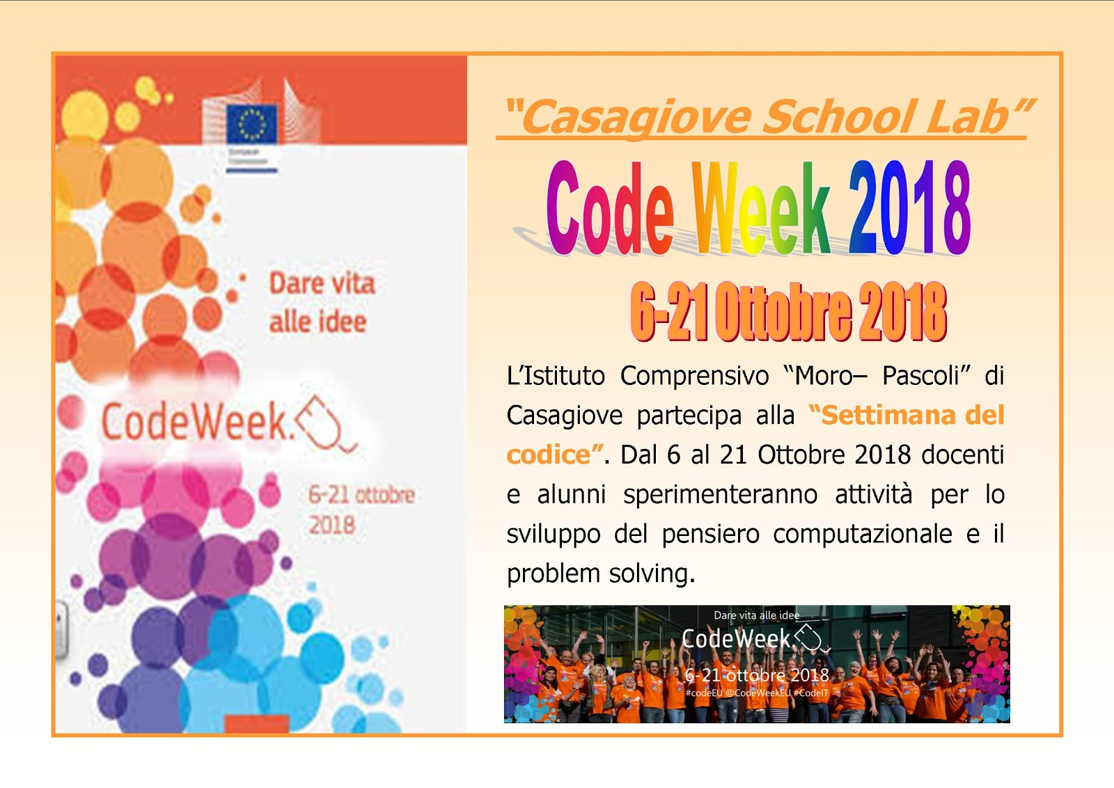 Europe code week