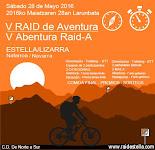 V Raid de Aventura Ciudad de Estella 2016 - 28 de mayo
