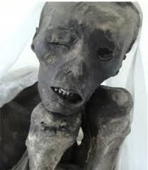 Himachal ke Geu gaanv me rakhi mummy