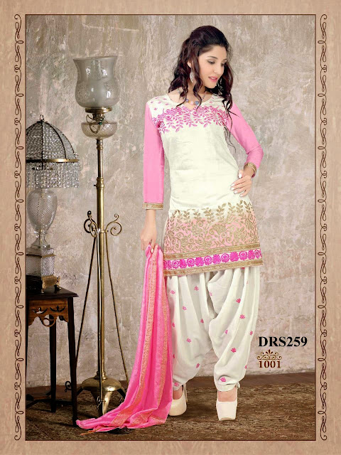 Online Shopping For Chanderi Cotton Dress Material