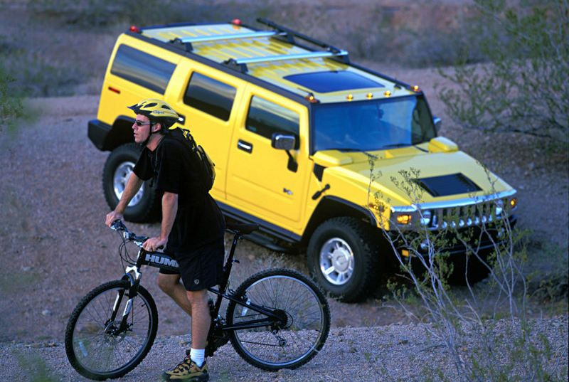 2003, Hummer. Hummer Bike, 2003. Hummer Bike, 2003