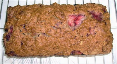 Weight Watchers Strawberry Bread, Becky Cooks Lightly
