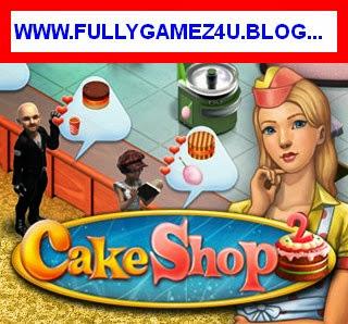 Download Cake Shop 2 Game
