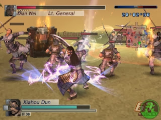 Dynasty Warriors 4 Hyper