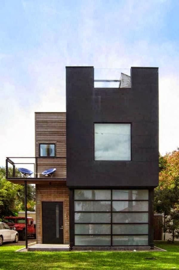 model rumah minimalis Sederhana Terpopuler1