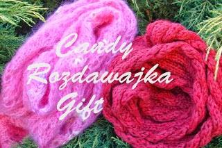 Candy u Renaty - ten czerwony jest mój i tylko mój :-)