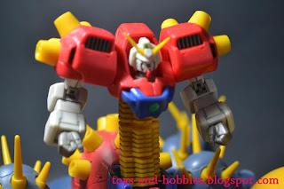 MSIA Devil Gundam