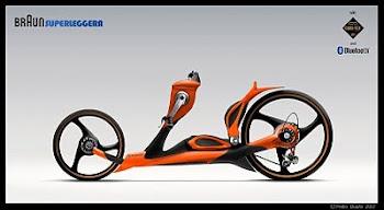 Mars Fixie Bike