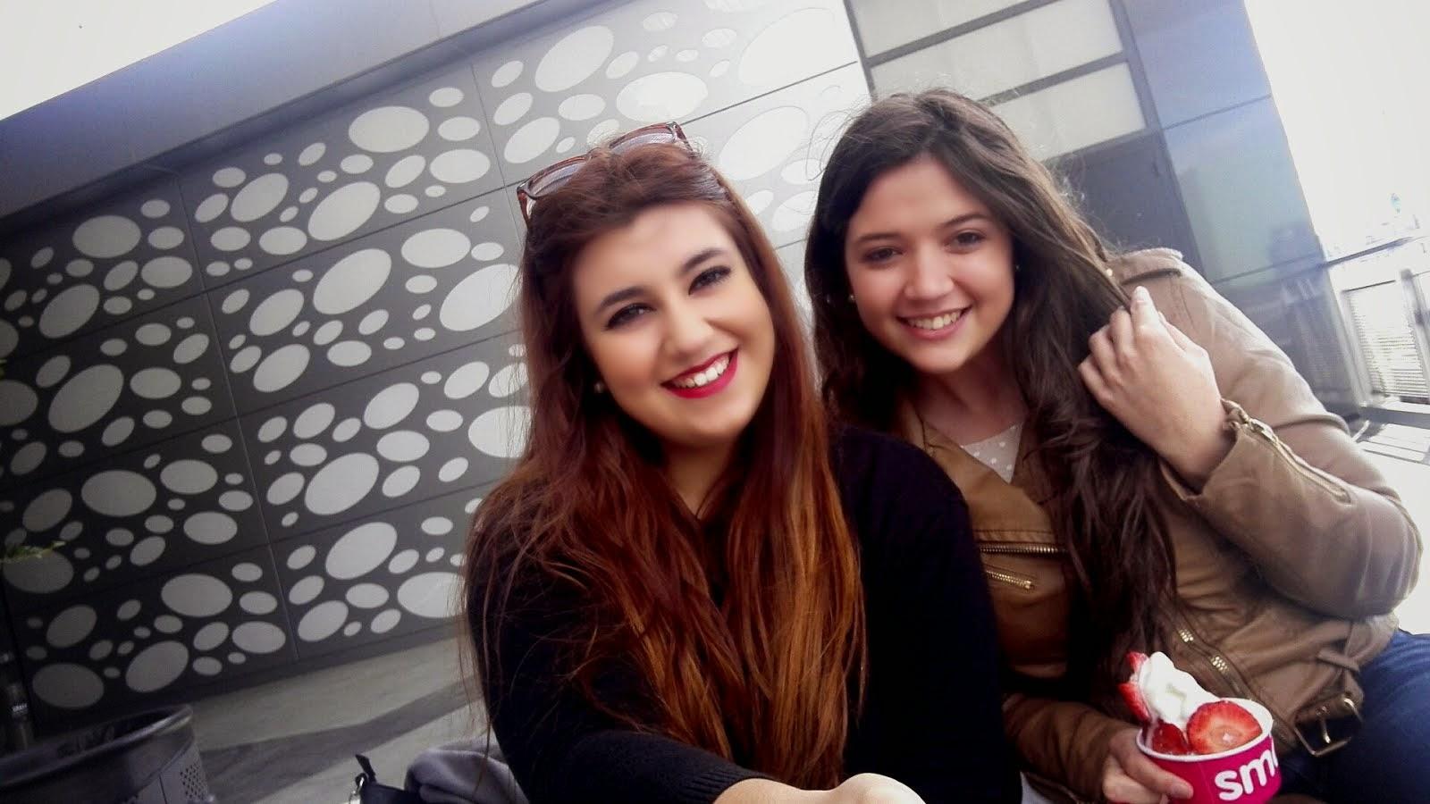 Hola, bienvenid@s a nuestro blog, somos Sara Hernández y María José Martínez