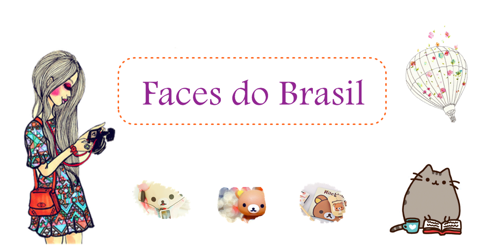 Faces do Brasil