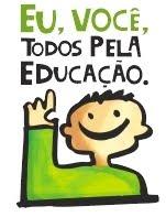 Eu, você, todos pela educação!
