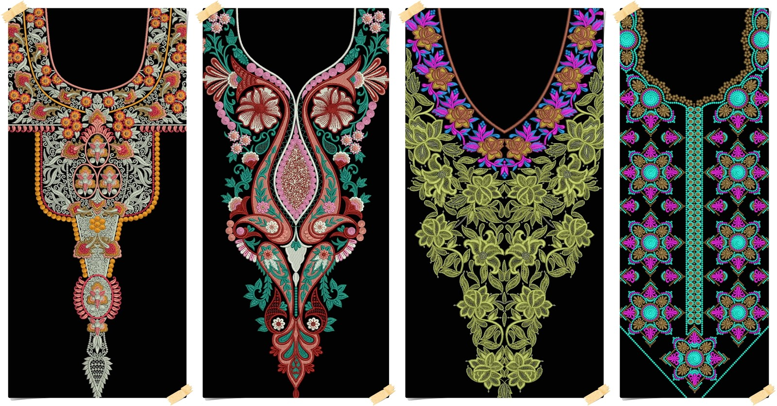 Embroidery Designs Emb File  Free Download