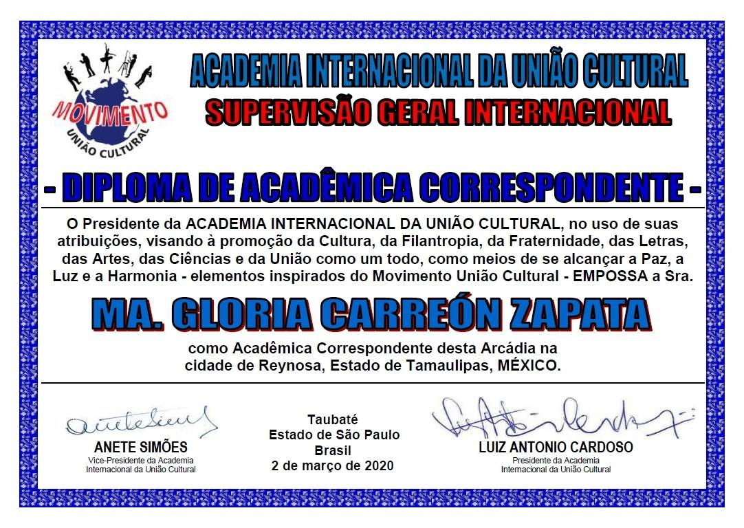 Academia Internacional de Unión Cultural.