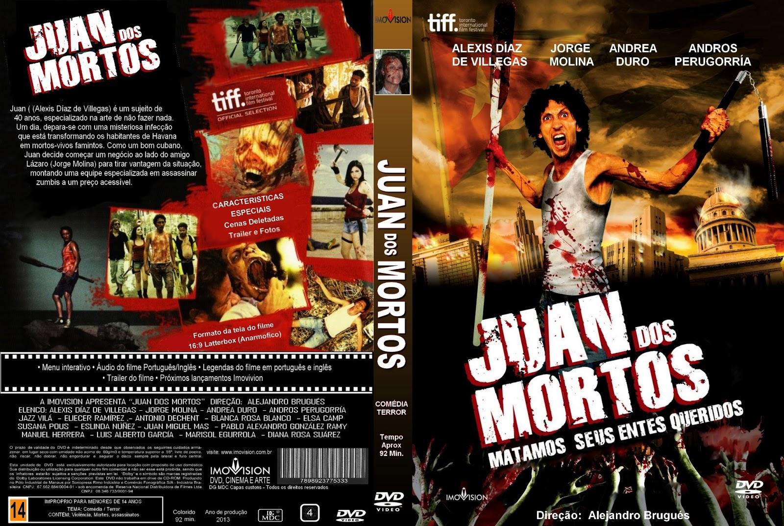 Baixar Juan dos Mortos BDRip XviD Dual Áudio Juan Dos Mortos
