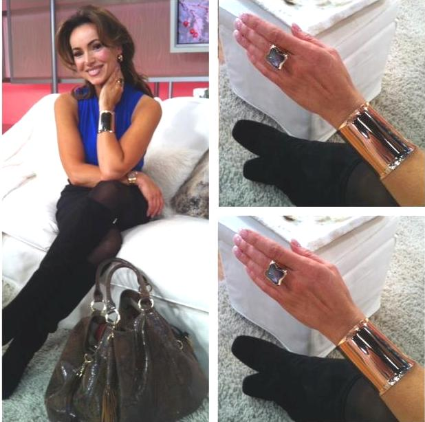 THE APPRECIATION OF BOOTED NEWS WOMEN BLOG : QVC's Lisa