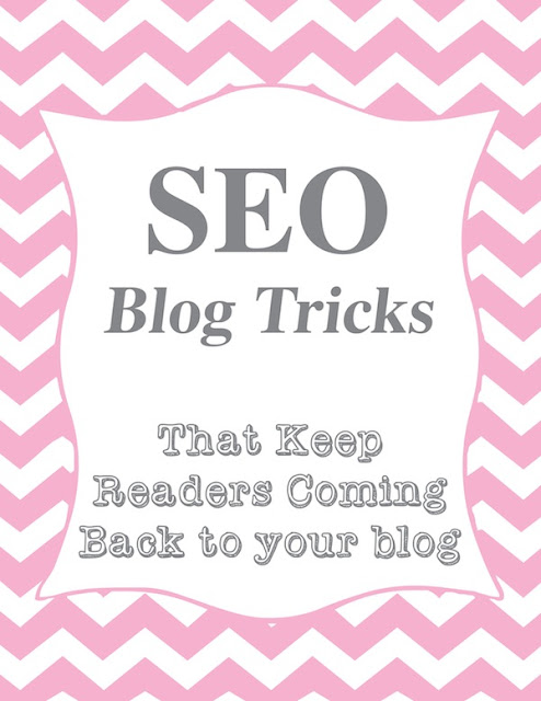 SEO Blog Tricks