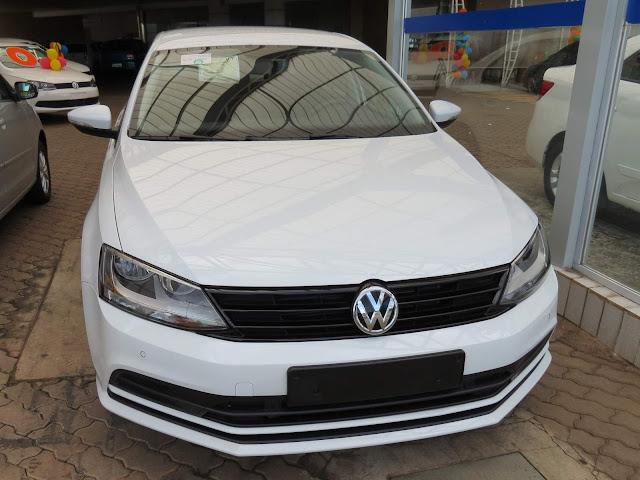 VW Jetta Trendline 2015