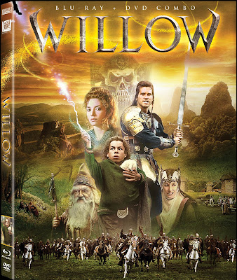 an introduction to the life of willow ufgood Win ron howard's willow on blu-ray and  when young willow ufgood  look out for ron howard's new introduction for the original 1988 featurette the.