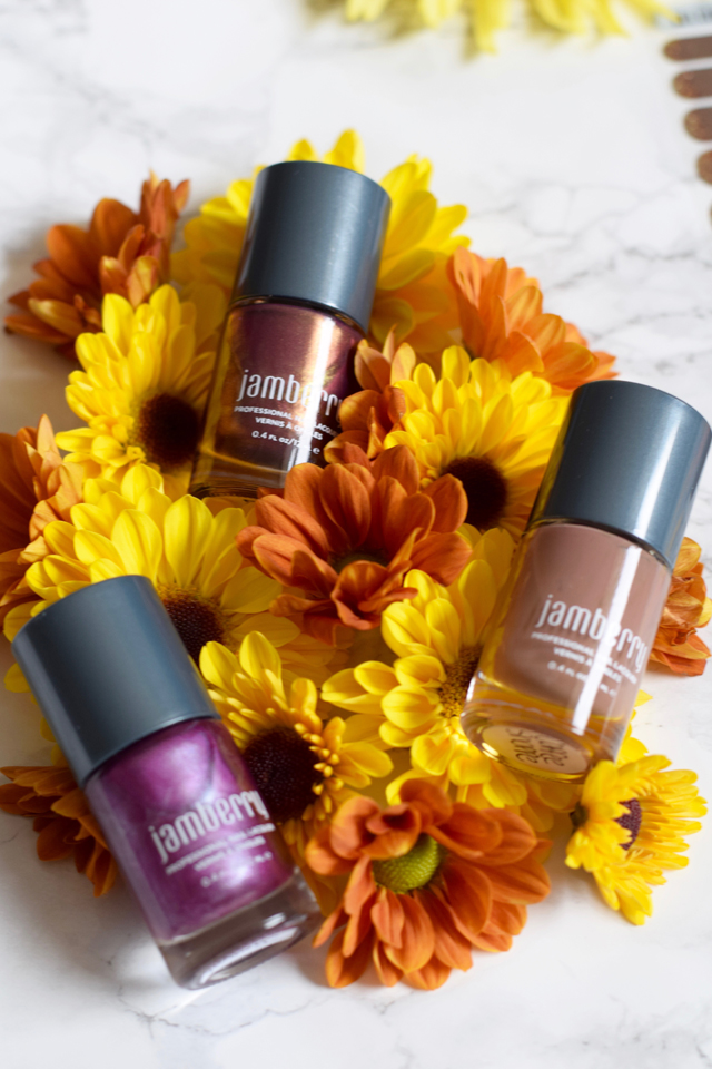 A Day In The Lalz; Jamberry Nails, Nail Wraps, Nail Lacquer, Beauty Blog, Fall Nails, Apple Cider Nail Wrap; Fall Fancy Nail Wrap; Thanksgiving Nail Inspiration