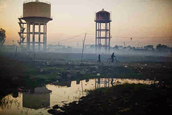 Bhopal Carbide Gas Leak